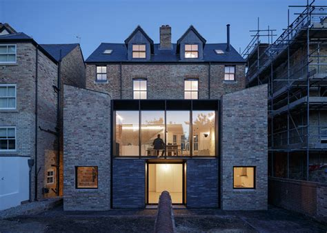 martin architects delvendahl martin knocks through pair of houses in oxford