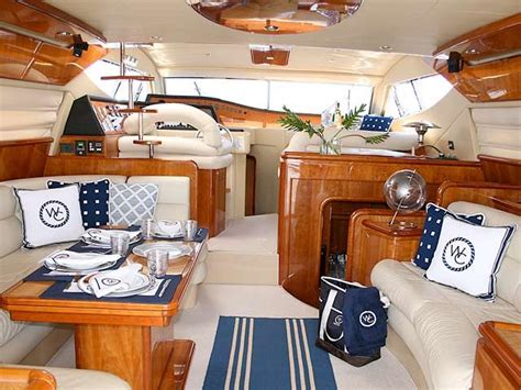 Boat Interior Decorating Ideas Interiorhd Bouvier Boat Interior Design Ideas