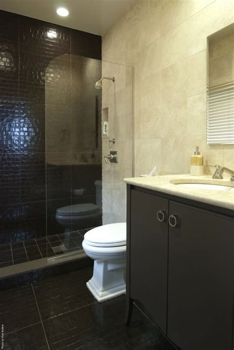 charcoal bathroom cream marfil contemporary bathroom ami designs