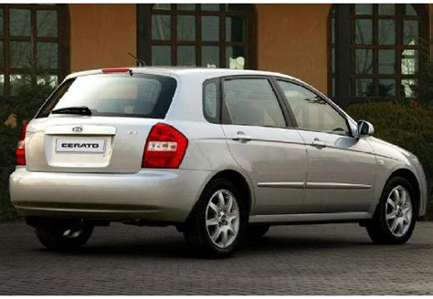 Kia Cerato 2004 Specifications Kia Cerato 2 0 2004 Auto Images And Specification