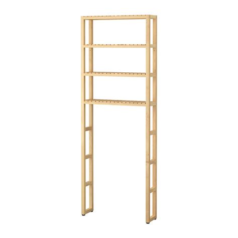 molger open storage birch ikea