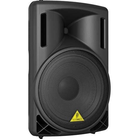 Speaker Subwoofer Behringer behringer b215xl 15 quot 1000w passive pa speaker music123