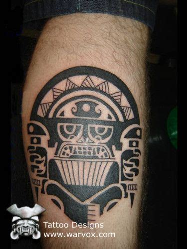 inca tribal tattoos tribal priest 187 aztec tattoos aztec mayan inca