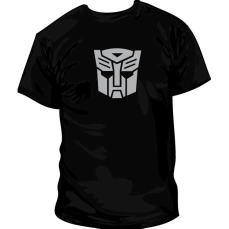 Kaos Transformers Autobot Logo autobots camisetasfrikis es