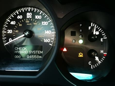 hybrid system warning light 2003 toyota prius hybrid warning light
