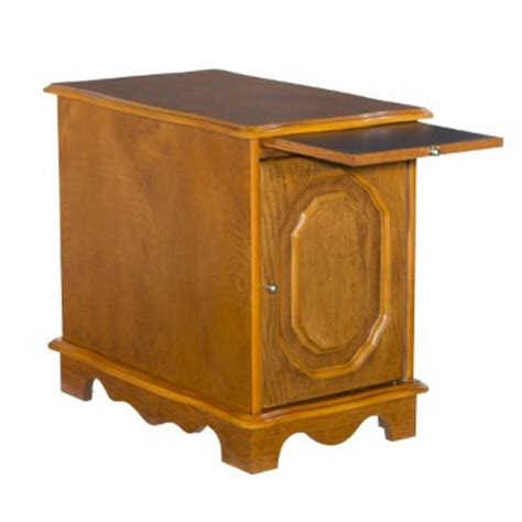furniture magazines powell furniture nostalgic oak magazine cabinet end table