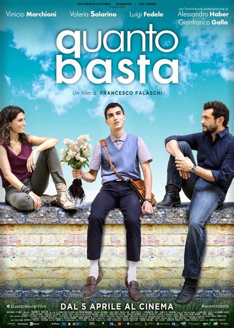 film bagus di 2018 quanto basta poster e trailer del film con vinicio