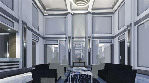design concept for condominium condominium lobby concept design architizer