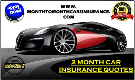 Insurance Quotes Drivers 2 by Cheap Month To Month Car Insurance Quotes With Low Rates