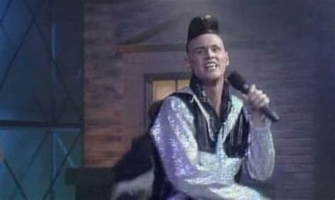 jim carrey on in living color black time travel clip of the day jim carrey