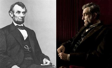 biography of abraham lincoln movie lincoln cast of characters compared to real life
