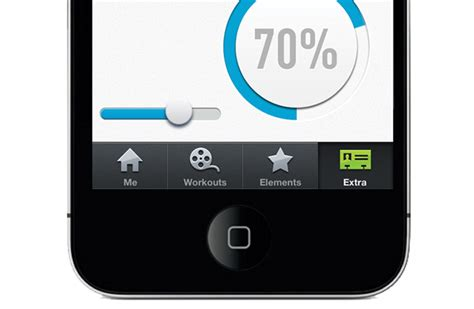 ios app design templates fitpulse iphone and ios app ui design templates