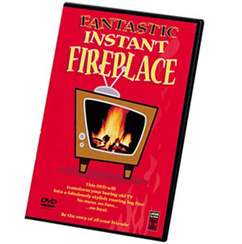 Instant Fireplace by Instant Fireplace Dvd And Unique Gift Review