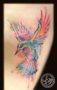 hummingbird watercolor tattoo pinterest discover and save creative ideas