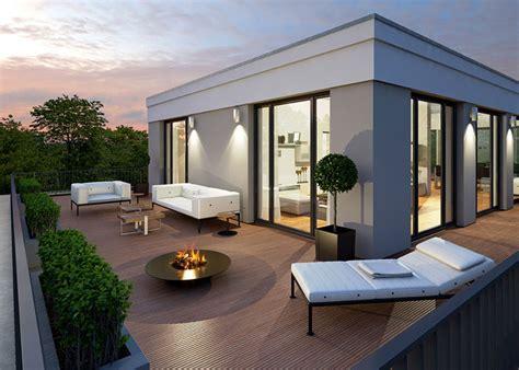 terrasse gestalten ideen 4382 ein besonderes highlight ist die penthouse wohnung mit