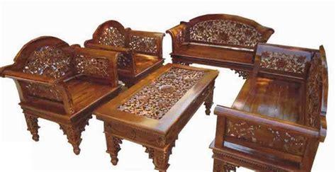 Kursi Kayu Jati Jepara kursi naga kayu jati berbagai macam furnitur kayu