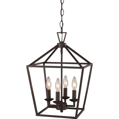Chandeliers For Dining Rooms by Laurel Foundry Modern Farmhouse Carmen 4 Light Foyer