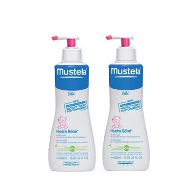 mustela hydra bebe lotion 300ml x 2 bb warehouse
