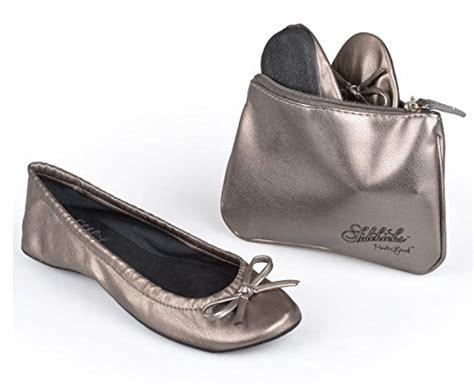 sidekicks foldable ballet flats shoes sidekicks s foldable ballet flats w carrying