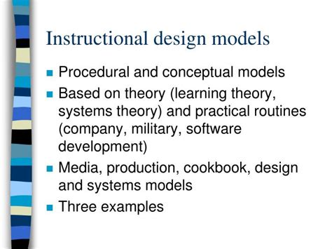 instructional design using powerpoint ppt basics of the instructional design powerpoint