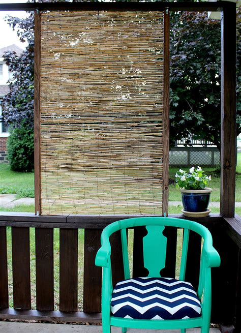 Outdoor Patio Privacy Screen by 19 Diy Privacy Screens For Your Outdoor Areas Hometalk