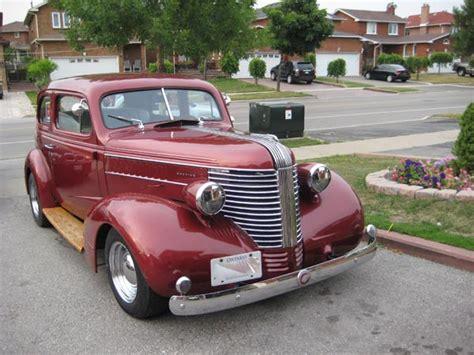 1938 Pontiac Sedan by 1938 Pontiac 2 Door Sedan Bramhall Classic Autos