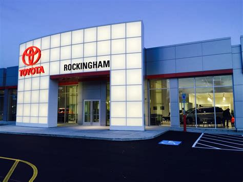 Toyota Dealers Nh Rockingham Toyota 13 Photos 19 Reviews Car Dealers