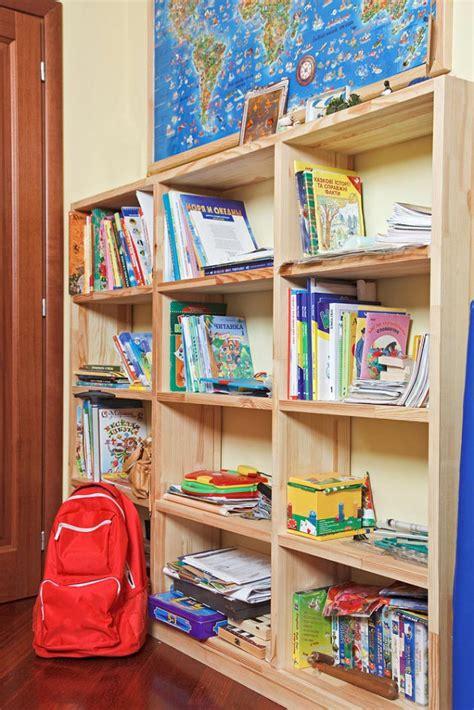 Rak Kosmetik Bayi rak untuk buku dan mainan