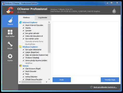 ccleaner business vs professional orbit bilgisayar ccleaner professional v5 15 5513