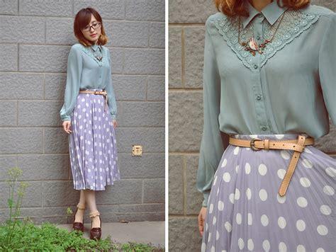 fashionista now realize your vintage polka dots fashion this raya