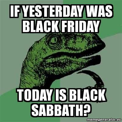 Black Sabbath Memes - black sabbath memes