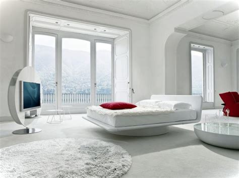 White Bedroom Designs Selecting The Best Bedroom Colors White Elegance Design Ideas With Large Bed Design Ideas As