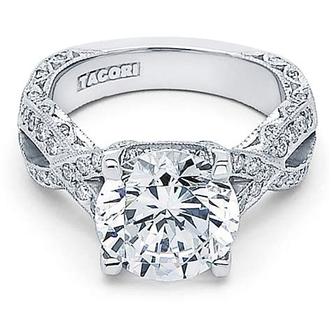 Wedding Rings Tacori by Tacori Wedding Bands For Royalt Ht2607rd10