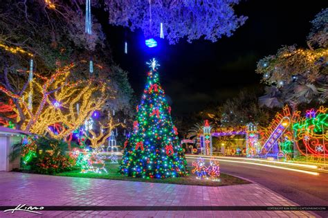 snug harbor christmas lights 2016 palm beach count by