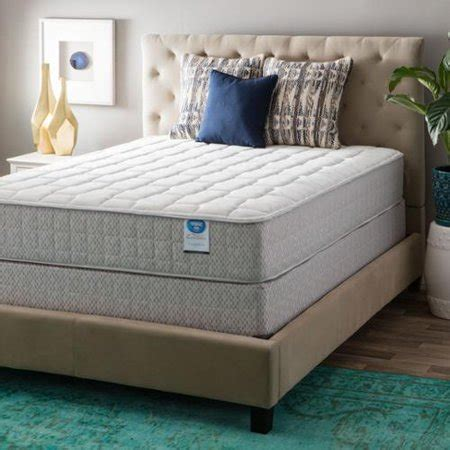 air value collection tamarisk size firm mattress set walmart