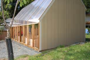 Green Home Plans by Passive Solar Greenhouse Plans Find House Plans
