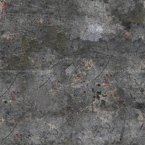 Concrete bare dirty texture seamless 01443