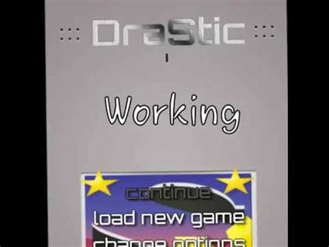 drastic full version paid tutorial simple crack drastic 2 2 1 2a root free youtube