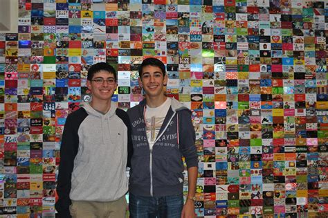 Aaron Brothers Gift Card - brothers from new rochelle put together the world s largest gift card collection