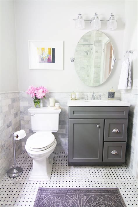 small bathroom wall mirrors modern and simple small bathroom ideas you can try at home