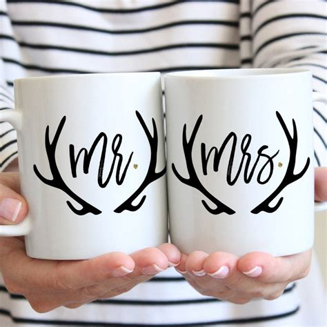 wedding gift mugs wedding gift mr mrs mugs z create design