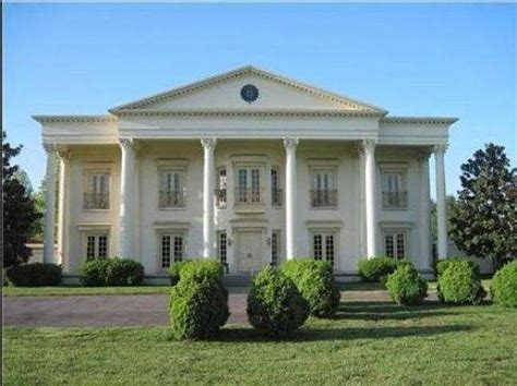 greek revival house southern architecture pinterest 1000 images about greek revival architecture on pinterest