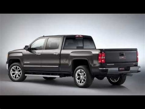 2014 gmc horsepower 2014 gmc extended cab and crew cab horsepower specs