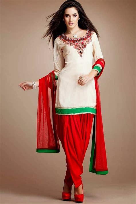 Tunik Punjabi patiala salwar patiala trouser with kurta for