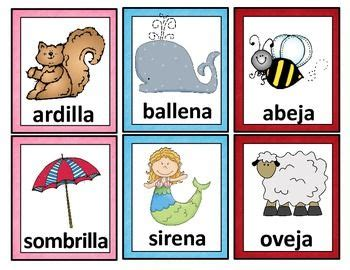 imagenes y palabras que rimen 17 best images about rimas on pinterest spanish kids