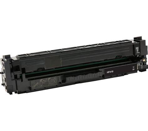 Toner Remanufactured essentials remanufactured cf410a black hp toner cartridge