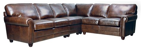 andrew sectional sofa andrew sectional real leather furniture