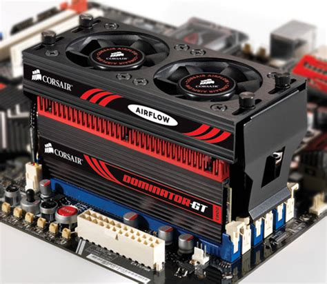 Ram Corsair Dominator Gt Ddr3 corsair introduces dominator gt ddr3 ram modules hothardware