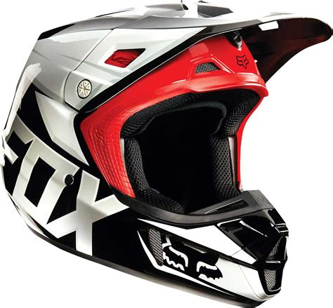 mens motocross helmets 2015 fox racing v2 race motocross dirtbike mx atv snell