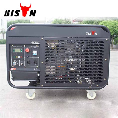 bison china 10kva portable diesel generator suppliers